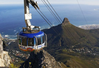 Table Mountain & City Tour
