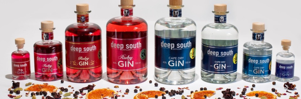 Cape Town Gin Experience